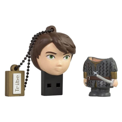 Official Arya Stark Figure Pendrive 16GB at the best quality and price at House Of Spells- Fandom Collectable Shop. Get Your Arya Stark Figure Pendrive 16GB now with 15% discount using code FANDOM at Checkout. www.houseofspells.co.uk.