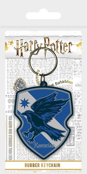 Ravenclaw Rubber keyring - House Of Spells