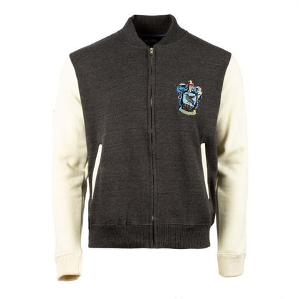 Official Harry Potter Ravenclaw Crest Varsity Jacket at the best quality and price at House Of Spells- Fandom Collectable Shop. Get Your Harry Potter Ravenclaw Crest Varsity Jacket now with 15% discount using code FANDOM at Checkout. www.houseofspells.co.uk.
