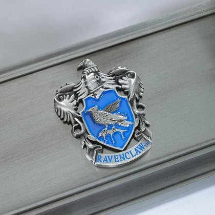 Official Ravenclaw Wand Stand at the best quality and price at House Of Spells- Fandom Collectable Shop. Get Your Ravenclaw Wand Stand now with 15% discount using code FANDOM at Checkout. www.houseofspells.co.uk.