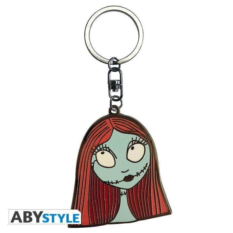 Nightmare Before Christmas Keyring