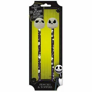 Official Nightmare Before Christmas Pencil and Topper at the best quality and price at House Of Spells- Fandom Collectable Shop. Get Your Nightmare Before Christmas Pencil and Topper now with 15% discount using code FANDOM at Checkout. www.houseofspells.co.uk.