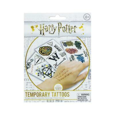 Official Harry Potter Temporary Tattoos at the best quality and price at House Of Spells- Fandom Collectable Shop. Get Your Harry Potter Temporary Tattoos now with 15% discount using code FANDOM at Checkout. www.houseofspells.co.uk.