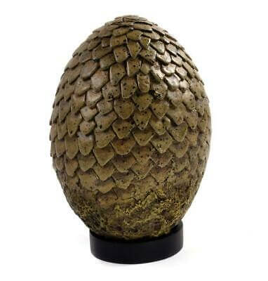 Official Viserion Dragon Egg at the best quality and price at House Of Spells- Fandom Collectable Shop. Get Your Viserion Dragon Egg now with 15% discount using code FANDOM at Checkout. www.houseofspells.co.uk.