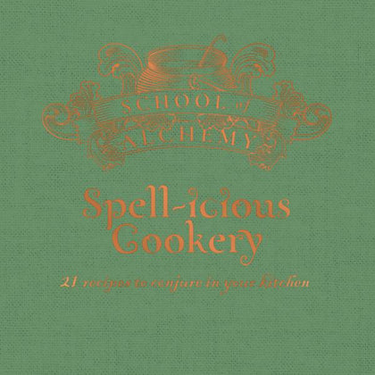 Official School of Alchemy: Spell-icious Cookery at the best quality and price at House Of Spells- Fandom Collectable Shop. Get Your School of Alchemy: Spell-icious Cookery now with 15% discount using code FANDOM at Checkout. www.houseofspells.co.uk.