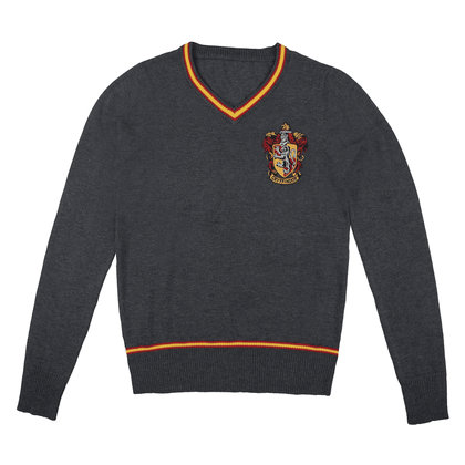 Official Harry Potter Gryffindor Pullover Sweatshirt at the best quality and price at House Of Spells- Fandom Collectable Shop. Get Your Harry Potter Gryffindor Pullover Sweatshirt now with 15% discount using code FANDOM at Checkout. www.houseofspells.co.uk.