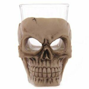 Official Skull Shot Glass at the best quality and price at House Of Spells- Fandom Collectable Shop. Get Your Skull Shot Glass now with 15% discount using code FANDOM at Checkout. www.houseofspells.co.uk.