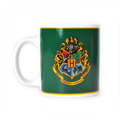 Official Slytherin Crest Mug (350ml) at the best quality and price at House Of Spells- Fandom Collectable Shop. Get Your Slytherin Crest Mug (350ml) now with 15% discount using code FANDOM at Checkout. www.houseofspells.co.uk.