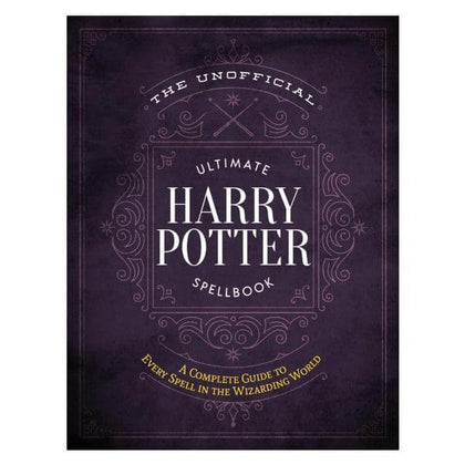 Official The Unofficial HP Spell Book at the best quality and price at House Of Spells- Fandom Collectable Shop. Get Your The Unofficial HP Spell Book now with 15% discount using code FANDOM at Checkout. www.houseofspells.co.uk.