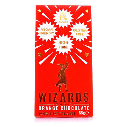 Wizards Magic Orange Chocolate