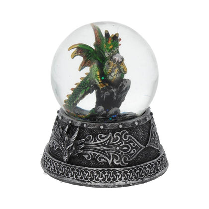 Official Enchanted Emerald Snow Globe 10cm at the best quality and price at House Of Spells- Fandom Collectable Shop. Get Your Enchanted Emerald Snow Globe 10cm now with 15% discount using code FANDOM at Checkout. www.houseofspells.co.uk.