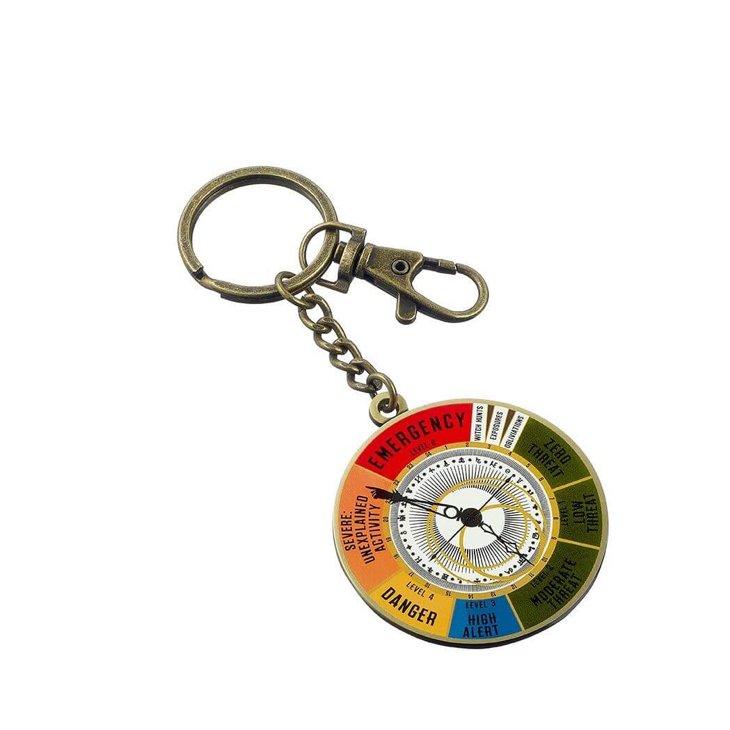Fantastic Beasts - Magical Threat Keyring