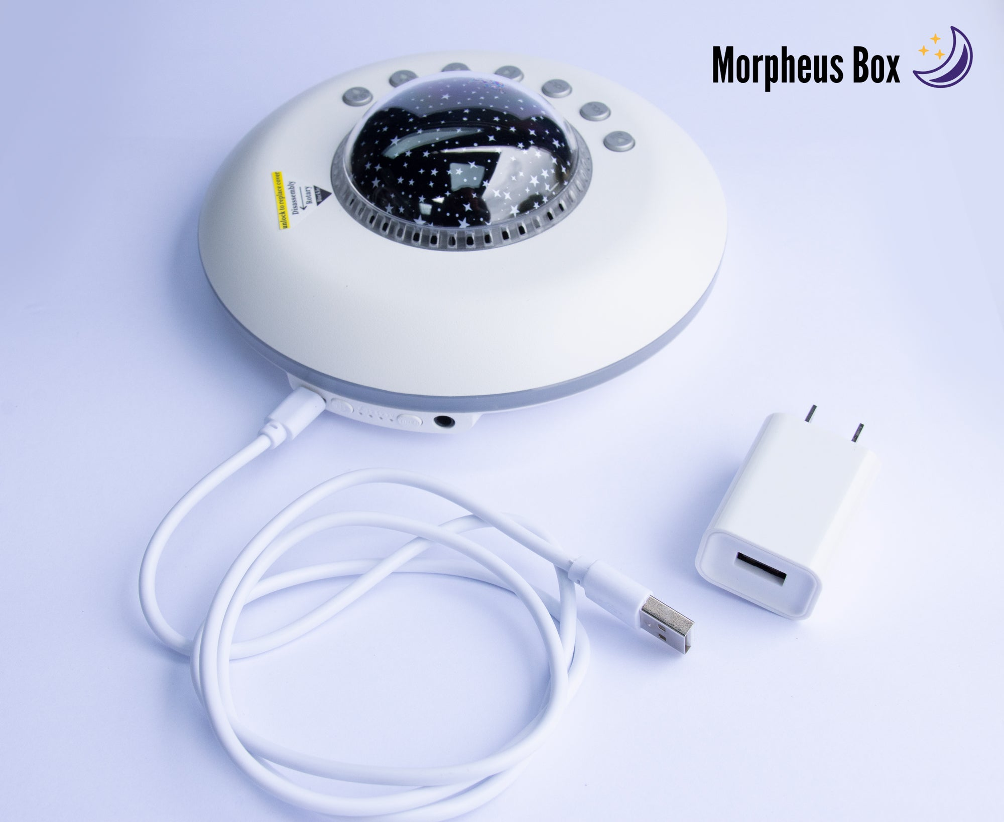 Morpheus Box Sleep Sound Machine - Morpheus Box