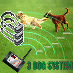 #2020 Wireless Dog Fence Waterproof Designed Pet Training Device
