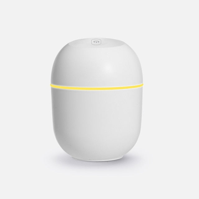 Ultrasonic Air Humidifer - Morpheus Box