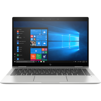 """HP EliteBook x360 1040 G6, 14"""" FHD TS, i7-8565U, 8GB, 256GB SSD, No Pen, W10P64, 3-3-3"""