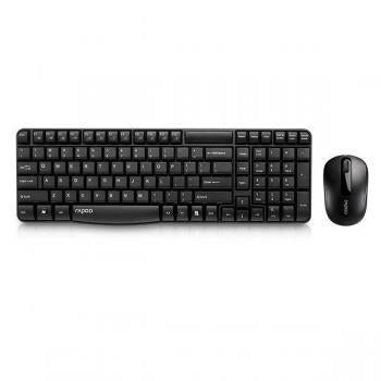 Rapoo X1800S Wireless Optical Keyboard and Mouse