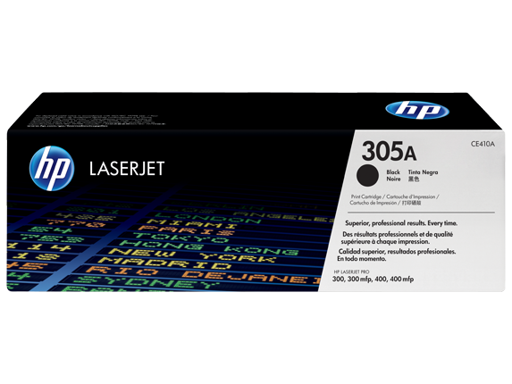 HP305A Black LJ Print Cartridge