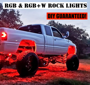 Rock Lights Installation E-Book *Add On* - Adrenaline Offroad Outfitters