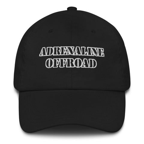 Adrenaline Offroad Baseball Cap - Adrenaline Offroad Outfitters