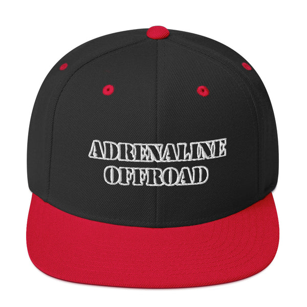 Adrenaline Offroad Snapback Hat - Adrenaline Offroad Outfitters