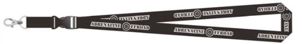 Adrenaline Offroad Lanyard - Adrenaline Offroad Outfitters