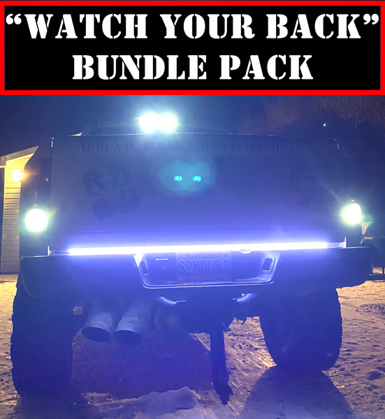 """WATCH YOUR BACK"" Bundle Pack - Adrenaline Offroad Outfitters"