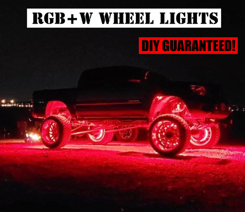 Wheel Lights Installation E-Book - Adrenaline Offroad Outfitters