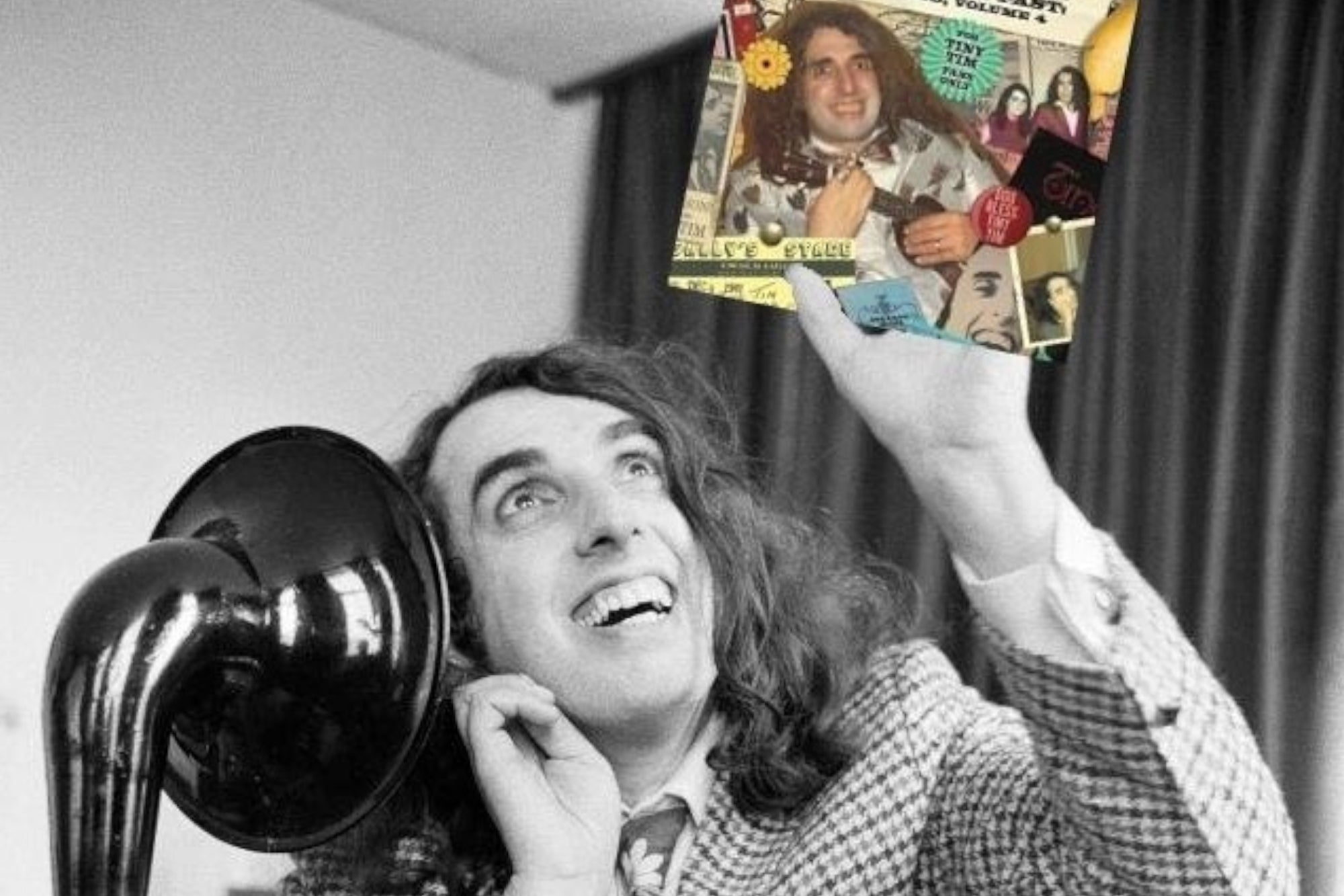 Is Tiny Tim Still Alive?