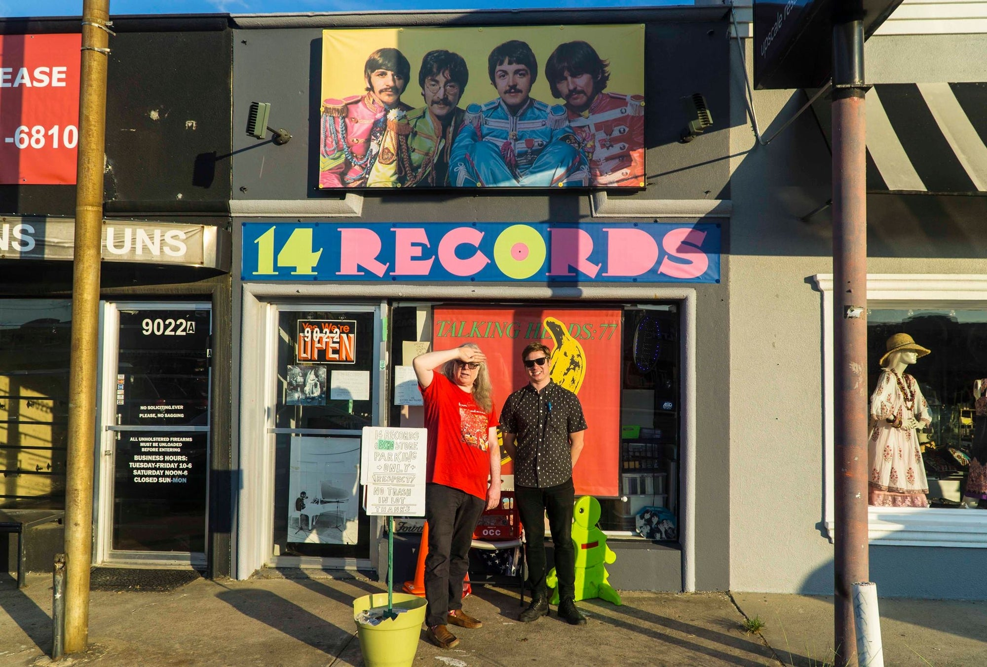 Record Stores Still Shipping During Quarantine
