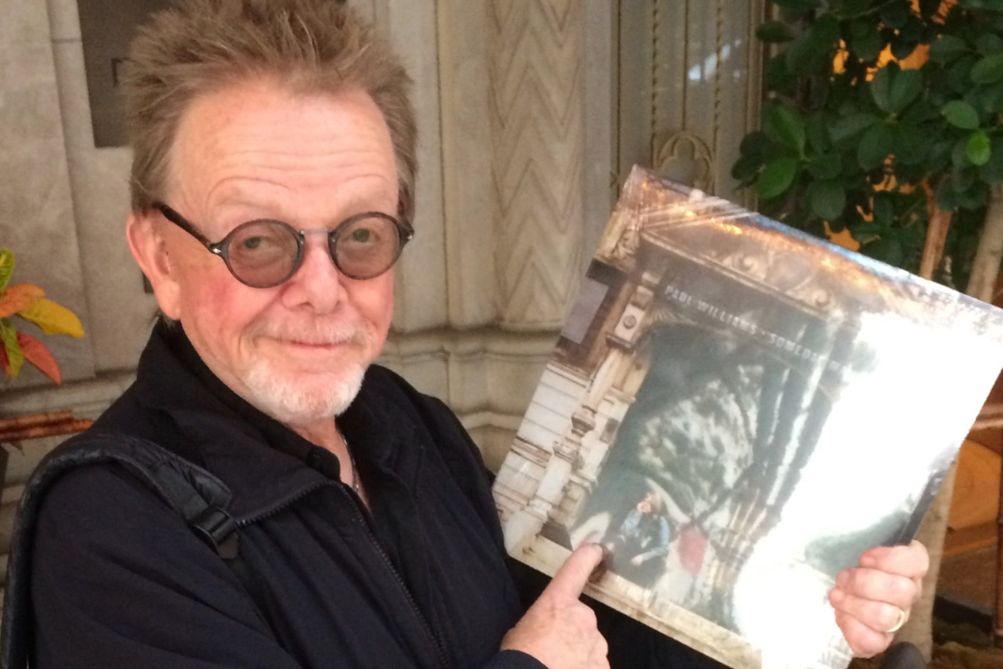 "Paul Williams ""thrilled"" by Ship to Shore PhonoCo's 'Someday Man' Reissue!"