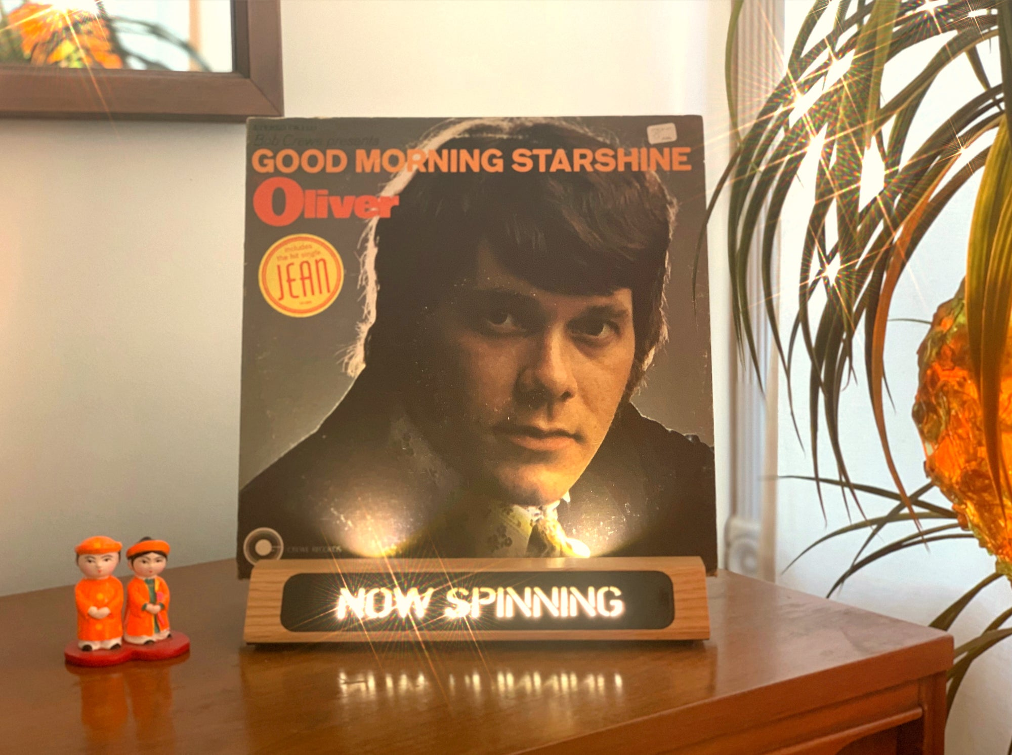 Vinyl-a-Day 25: Oliver - Good Morning Starshine (Crewe Records, 1969)
