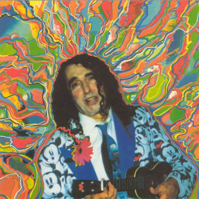 Listen to Tiny Tim's Album of Originals 'Songs Of An Impotent Troubadour' Online!