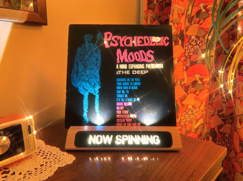 """The Deep - """"Psychedelic Moods: A Mind Expanding Phenomena"""" (Cameo-Parkway, 1966)"""