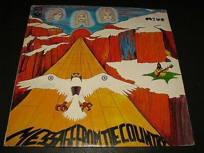 """The Move - """"Message From the Country"""" (Harvest, 1971)"""
