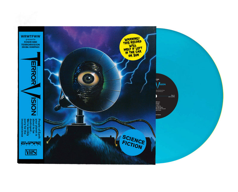 TerrorVision - Original Motion Picture Soundtrack LP