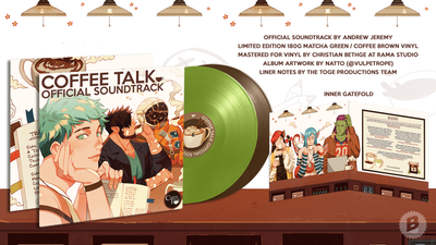Coffee Talk - Original Game Soundtrack LP