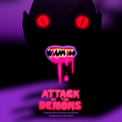 Attack of the Demons - Original Motion Picture Soundtrack LP