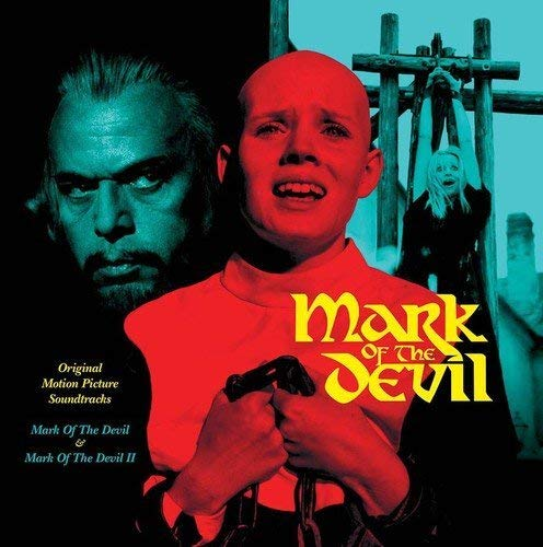 Michael Holm - Mark of the Devil 1 & 2 (Original Soundtrack) LP