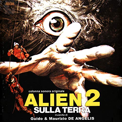 Alien 2: On Earth - Original Motion Picture Soundtrack LP