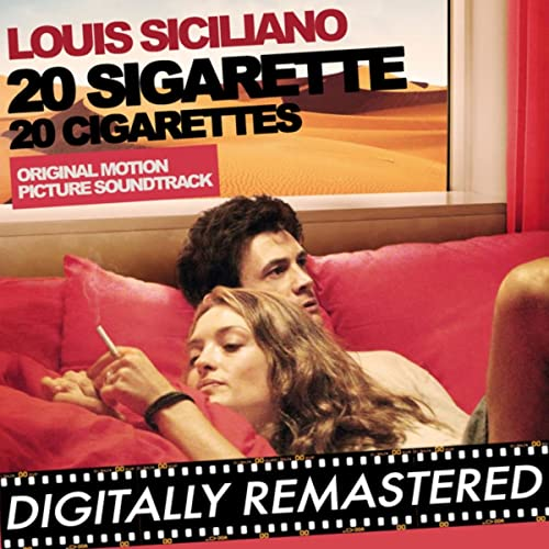 20 Cigarettes - Original Motion Picture Soundtrack CD