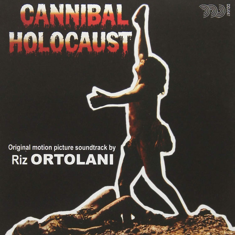 Cannibal Holocaust - Original Motion Picture Soundtrack CD