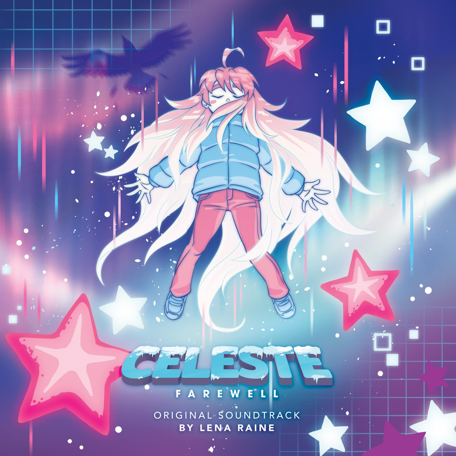 Celeste: Farewell - Original Video Game Soundtrack LP
