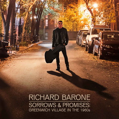 Richard Barone - Sorrows & Promises LP