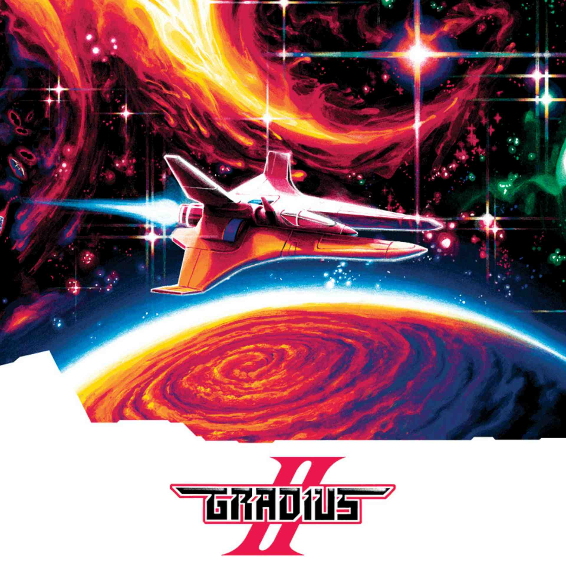 Gradius II - Original Video Game Soundtrack LP