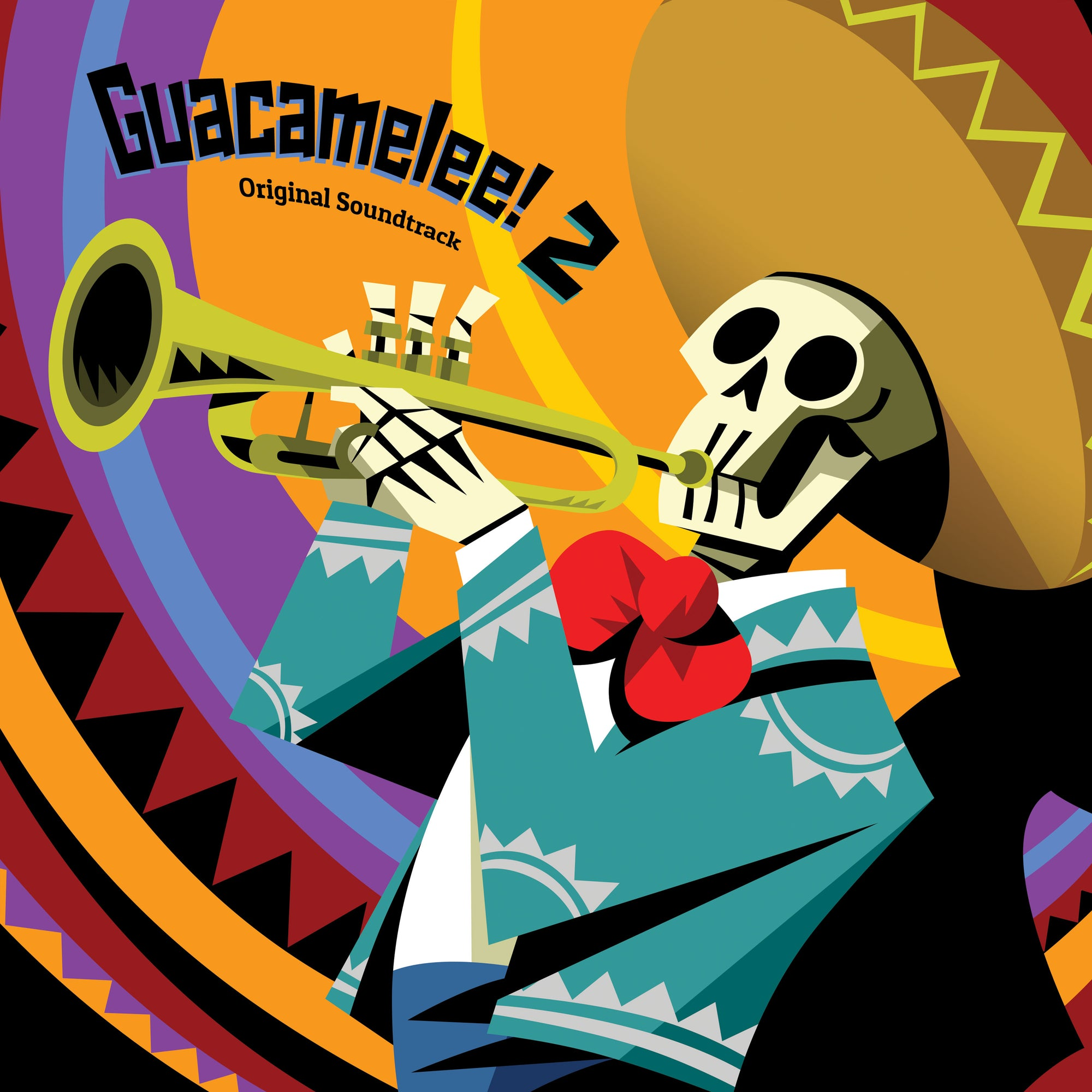 Guacamelee! 2 - Original Video Game Soundtrack LP
