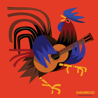 Guacamelee! - Original Video Game Soundtrack LP