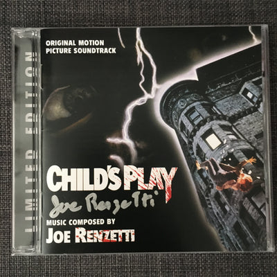Joe Renzetti - Child's Play - Original Motion Picture Sountrack CD