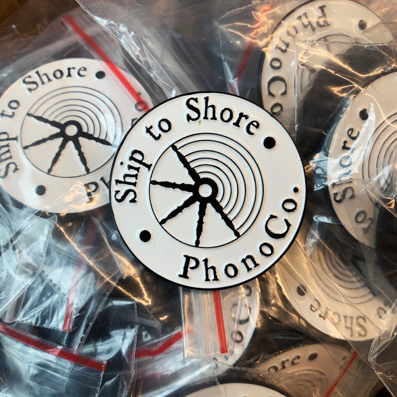Ship to Shore PhonoCo. Enamel Pin