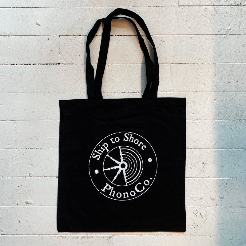 Ship to Shore PhonoCo. Tote Bag